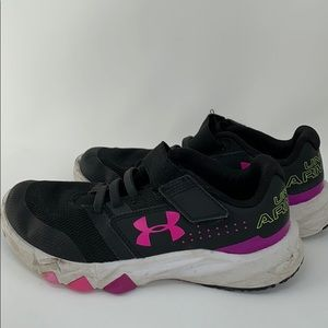 Under Armour Girls Tennis Shoes